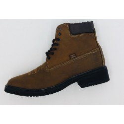 BOOTS CUIR WESTERN HOMME A...